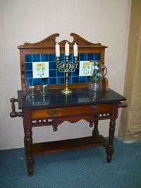 Washstand for Holt Home